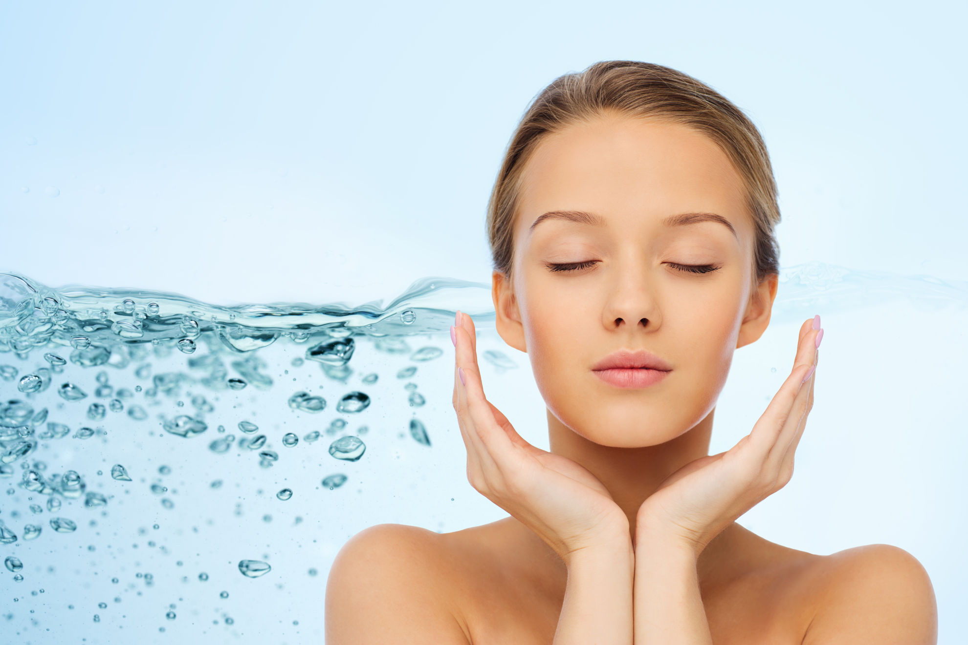 Picture for category What Should You Do to Keep Your Skin Hydrated?