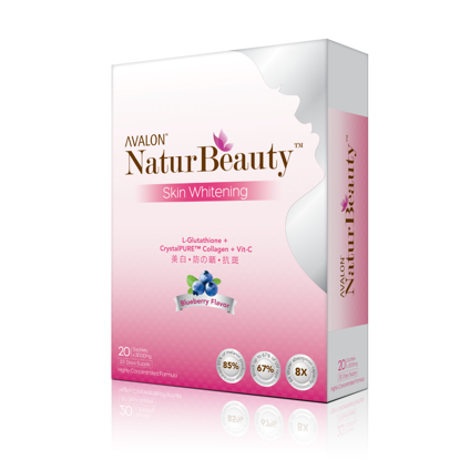 Picture of AVALON NaturBeauty Skin Whitening
