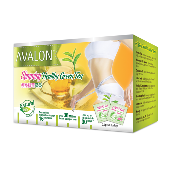 Picture of AVALON Slimming Healthy Green Tea