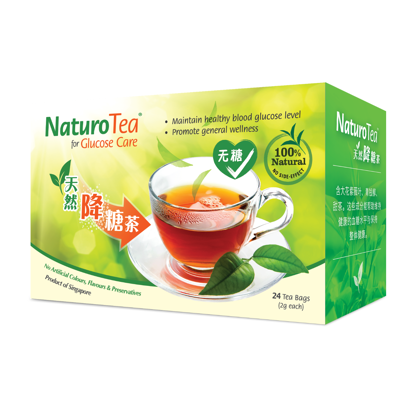 Picture of NaturoTea for Glucose Care 24s