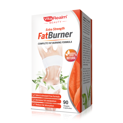 Picture of VitaRealm Extra Strength Fat Burner