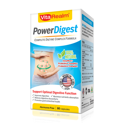 Picture of VitaRealm PowerDigest