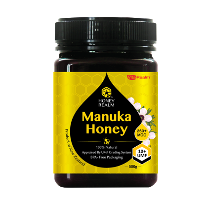 Picture of Honey Realm Manuka Honey 10+ UMF